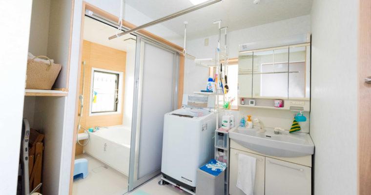 お風呂と脱衣室改装(^^♪