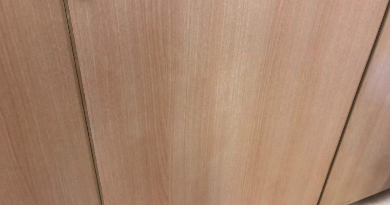 【施工事例】棚の修理
