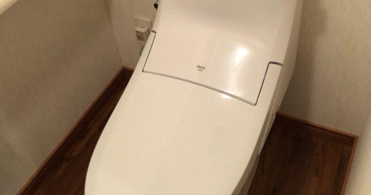 【施工事例】トイレ取替